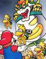 In what game did Bowser first start using the Koopa Clown Car?