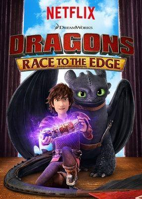How many seasons are there in all in the tv show race to the edge?