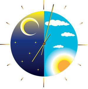 What is your favorite time of day?