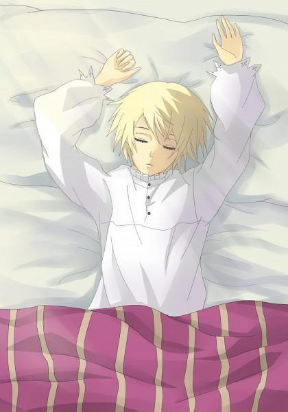 Alois: *pushes me away* OK! MY TURN! What do you think of this picture of me? Me:....why did I bring you here