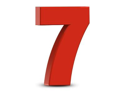 Why is 6 afraid of the number 7?