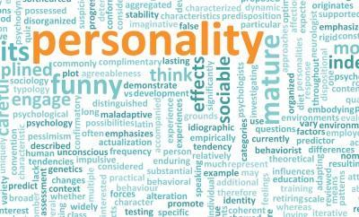 What is your personality?