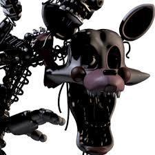 how did mangle get torn up?