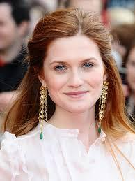 Who plays Ginny Weasley?