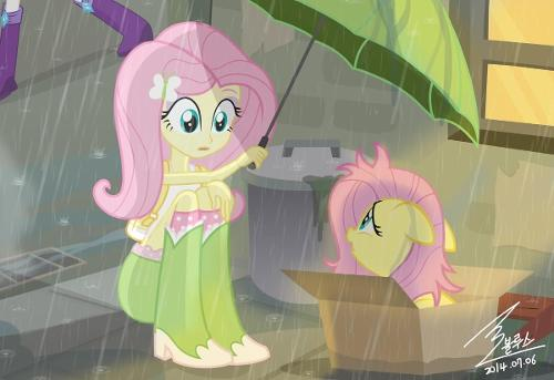 What Does Fluttershy Think Of You 1 Personality Quiz