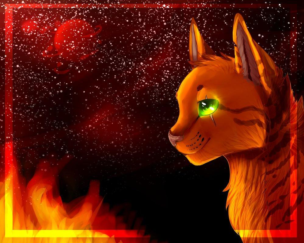 How did Firestar lose his seventh life?