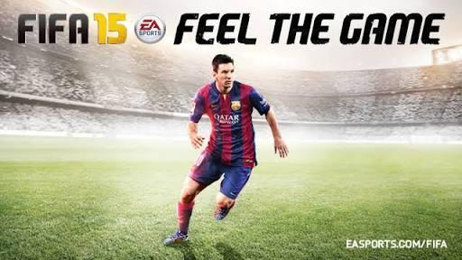 One more easy one before we are getting confusing.  FIFA 15 is the newest Fifa game