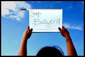 If your friend were being bullied how would you stop?