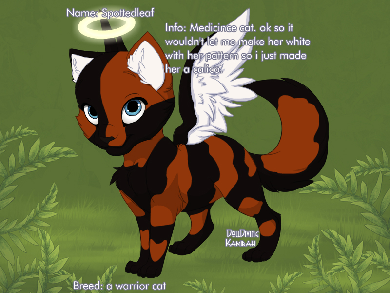 Which medicine cat do you like most (from thunderclan)