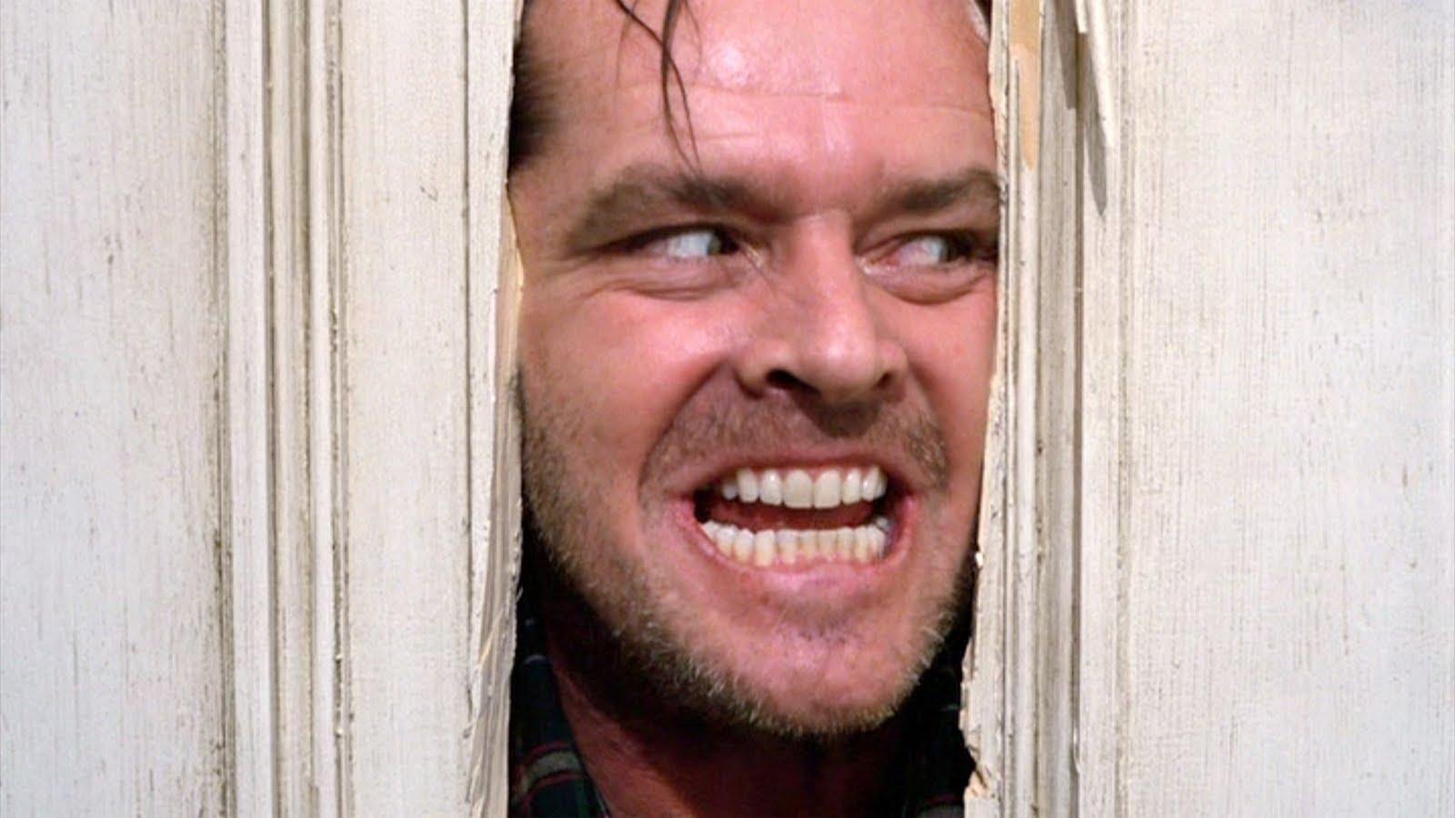 "What's the classic phrase from the Stephen King movie, ""The Shining"""