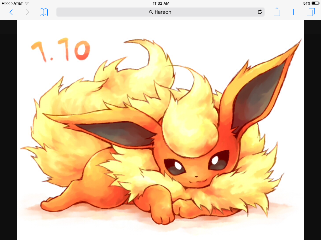catgiraffe: Flareon!!  Flareon: OK,ok... do you like fire?