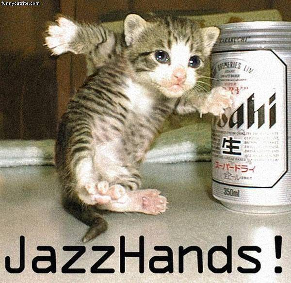 JAZZ hands.. bai!!!