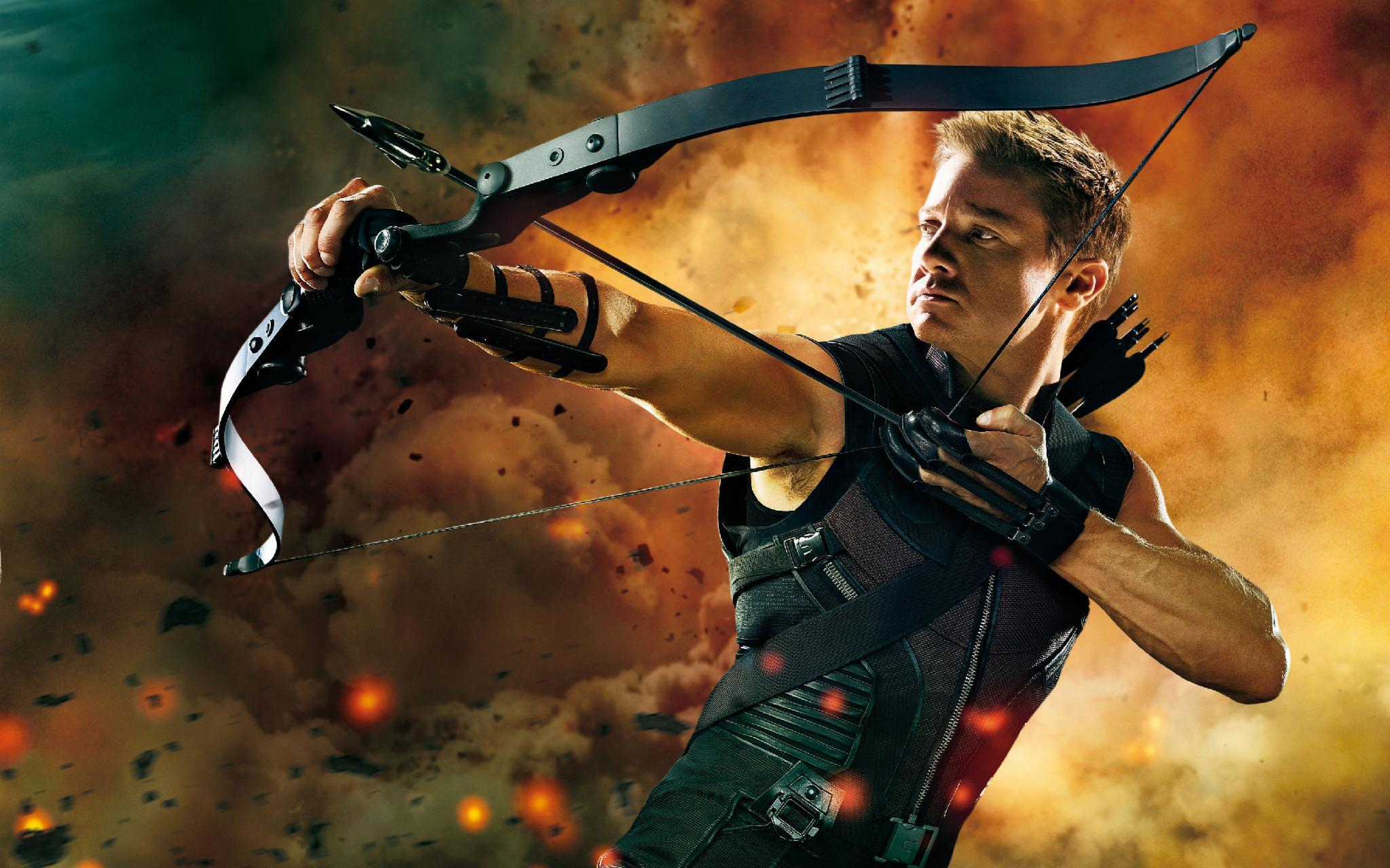 Hawkeye or Greenarrow?