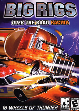 Type the legendary victory screen quote from Big Rigs : Over the Road Racing.