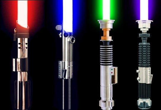 Which lightsaber is cooler?