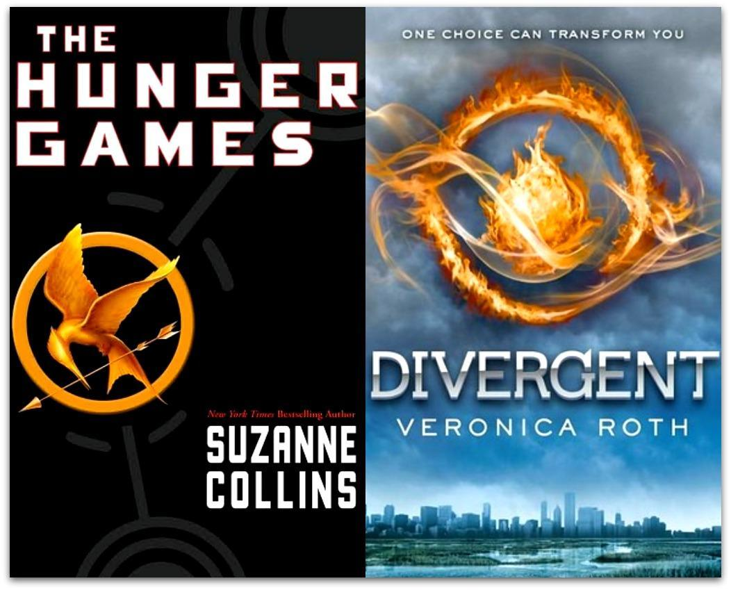 (You knew this question was coming) The Hunger Games or Divergent?