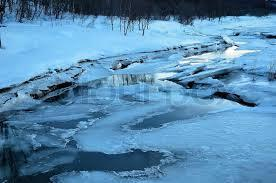 A kit falls in a icy cold river you......