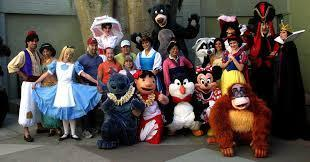 Which group of Disney characters do you most identify with? Not which is your favorite, but which group would you fit in with?
