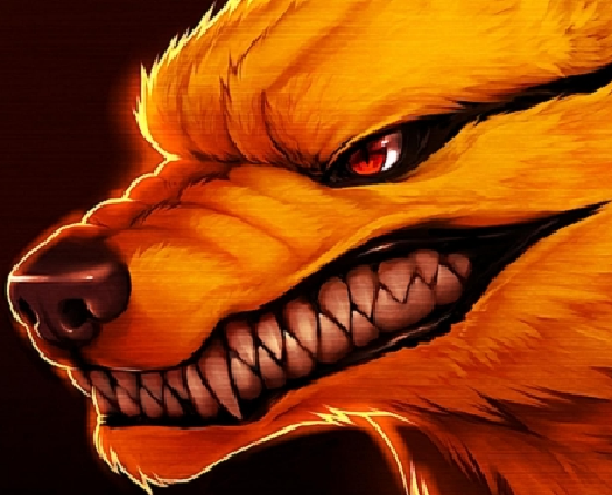 im soo excited! A monster fox just got out of control! What do you do? :)