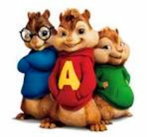 Which Chipmunk interests you more?( like your favorite. It's not like you're in love with a CHIPMUNK)