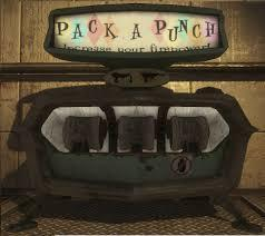 Is the pack a punch different in the shadows of evil?