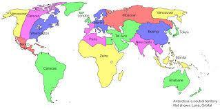 If you could live in any of these Country's or Colony's, which one?