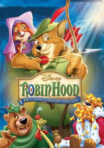 When was Disney's Robin Hood released?