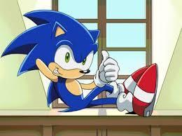 Knuckles:would sonic be mostly my rival or friend