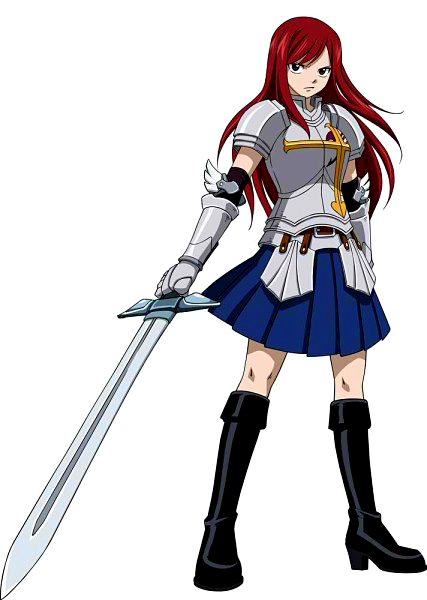 What is Erza's strongest armor?