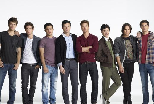 Which pll boy dresses the best