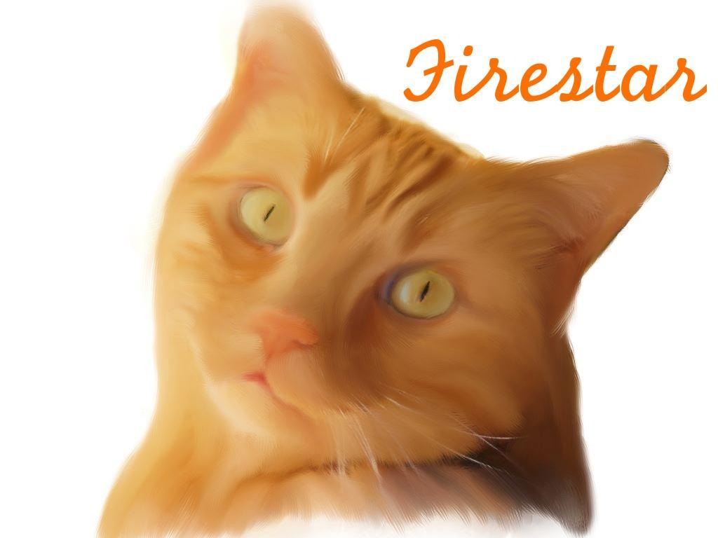 How did Firestar lose his sixth life?