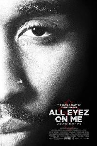 All Eyez On Me was a biographical 2017 film about which rapper?