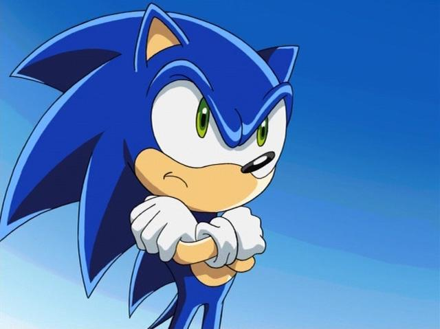 Sorret's P.O.V. We all left ___ standing there with Eggman. Sonic, Tails, and Knuckles were really angry now. I looked at Alexis who was just holding Shadow's hand and staying silent.