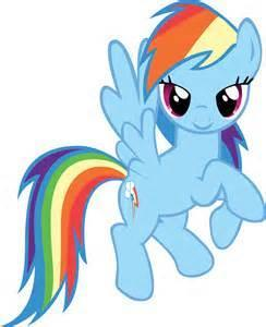 I am from MLP (My Little Pony). I like SPEED! Who am I?