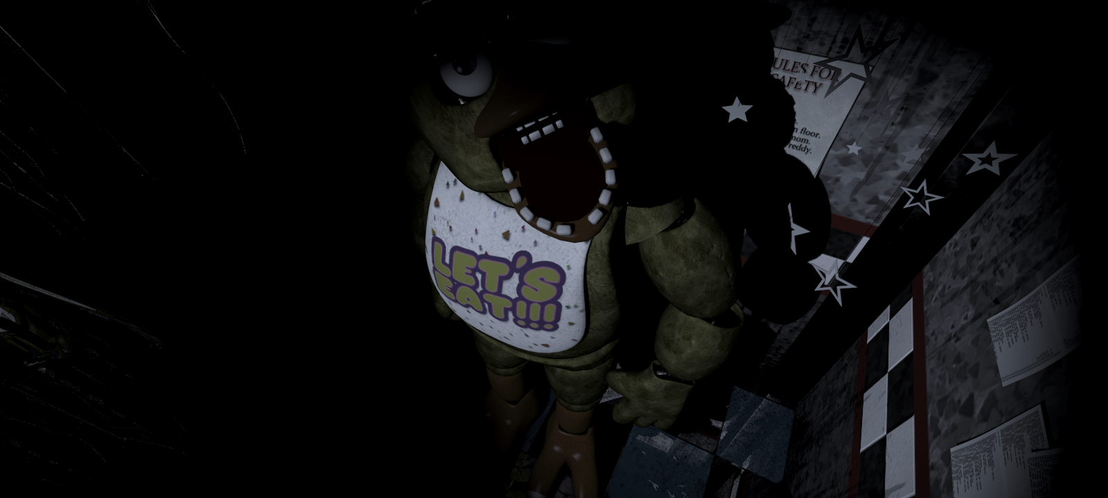 Is Chica a Duck?