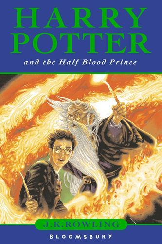 What is the first chapter in Harry Potter and the Half-Blood Prince?
