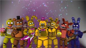 who is the first animatronic made in fnaf