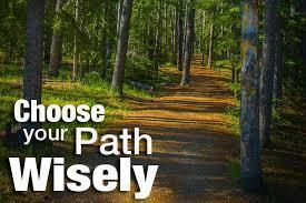 Which path do you take?