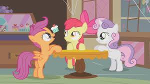Does pinkie have a filly?