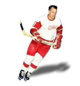 Who was the best player on the Detroit Red Wings