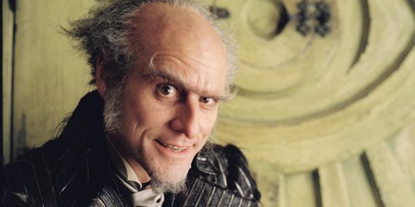 What is Count Olaf after with his villainous troupe?