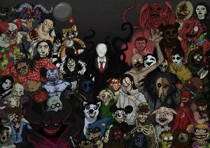 Role play over.Who is your fav creepypasta.