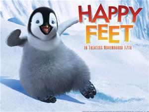 True or False: Happy Feet has no inappropriate scenes in the movie.