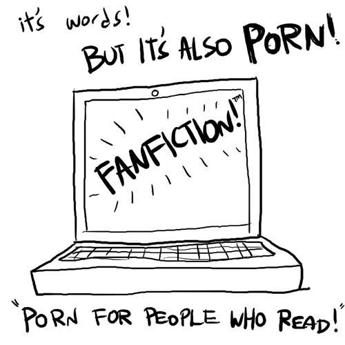 The fanfic has smut.