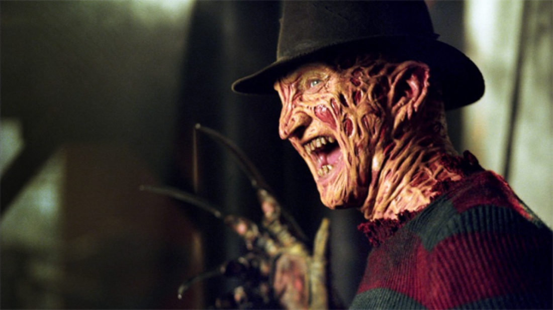 In the film Nightmare on Elm Street, what crime was Freddy Krueger convicted of before he was murdered?