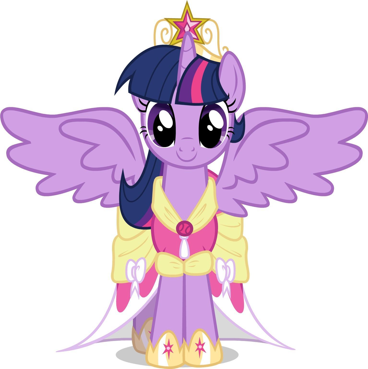 Do you think because Twilight is a Princess, it means she is not the old Twilight?