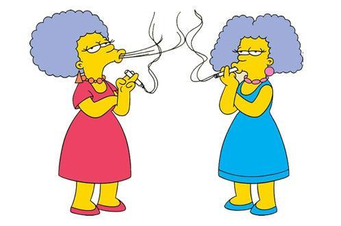 what are marge's sisters called?