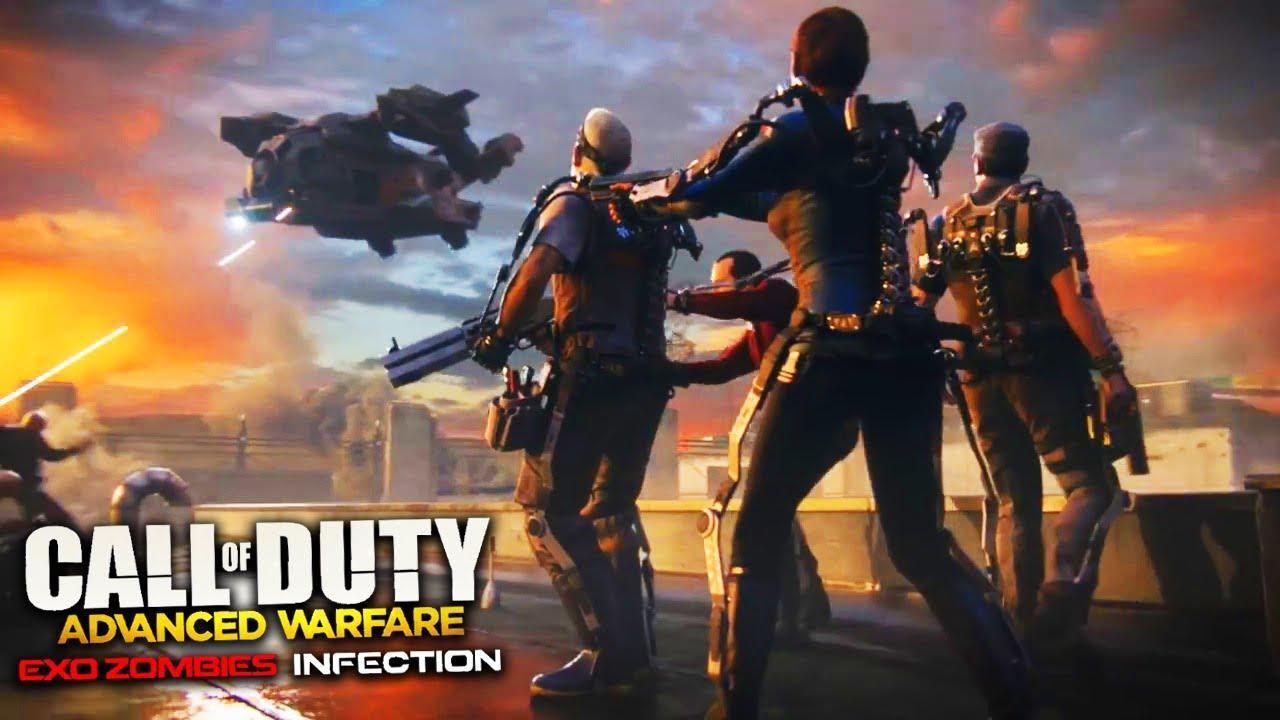Was the map Infection for AW good?? (This is not an opinion question)