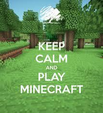 What do you spend most of your time on Minecraft doing?