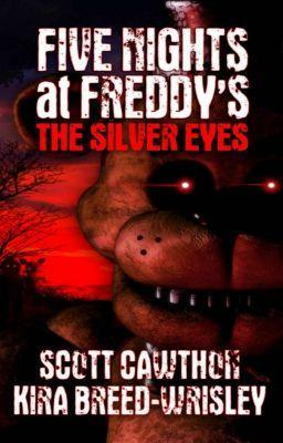 In the book; Five Nights at Freddy's The Silver Eyes what was Charlie's twin brother's name?